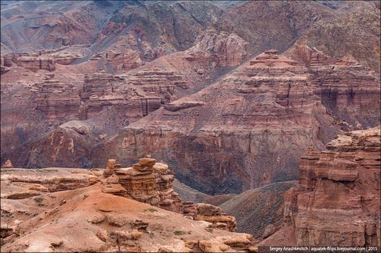 Grand Canyon in Kazakhstan, photo 2