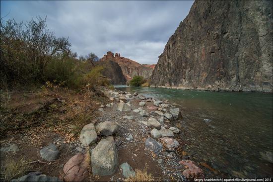 Grand Canyon in Kazakhstan, photo 22