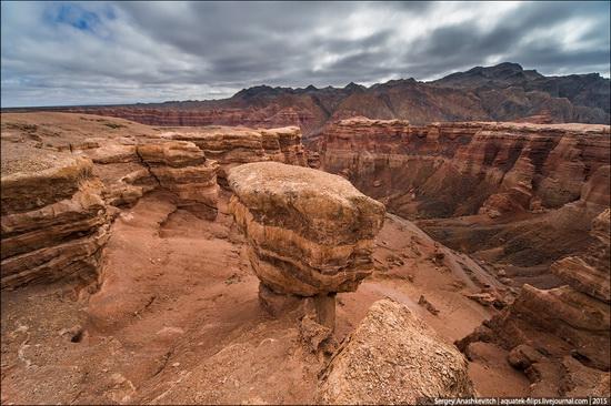 Grand Canyon in Kazakhstan, photo 3