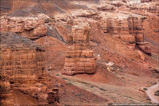 Grand Canyon in Kazakhstan, photo 6