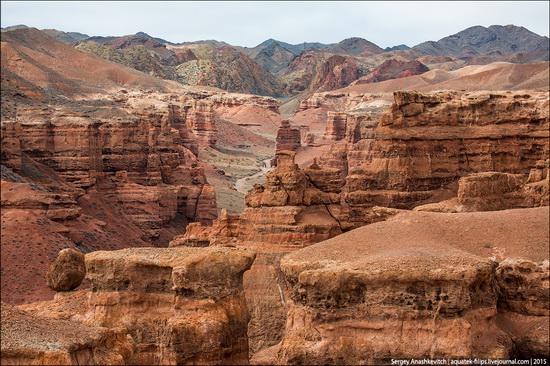 Grand Canyon in Kazakhstan, photo 7