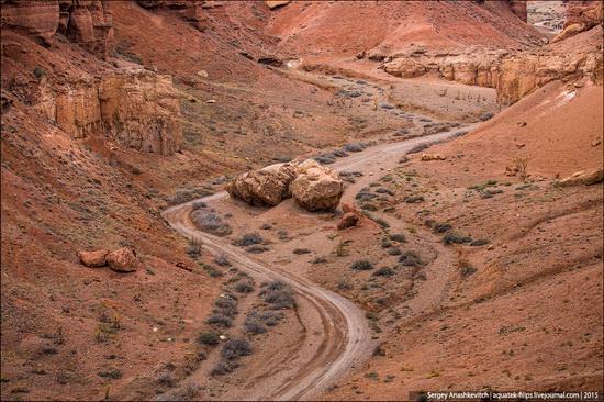 Grand Canyon in Kazakhstan, photo 9