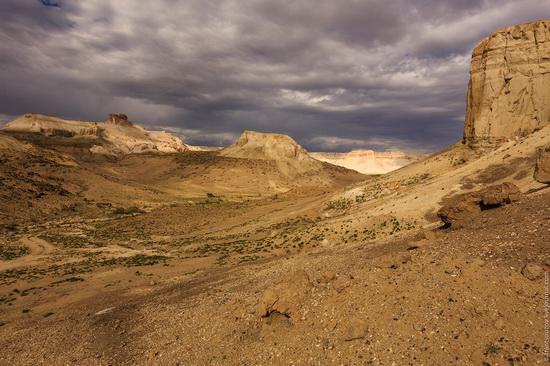 One day on Boszhira Tract, Kazakhstan, photo 13