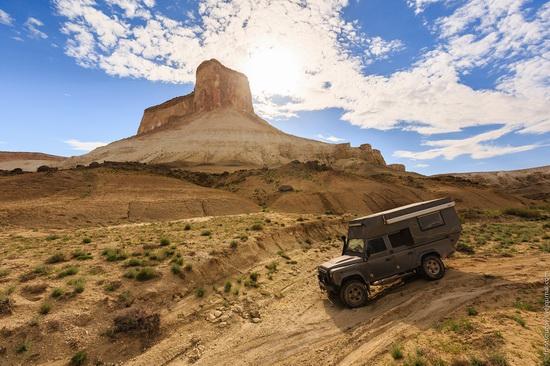 One day on Boszhira Tract, Kazakhstan, photo 17