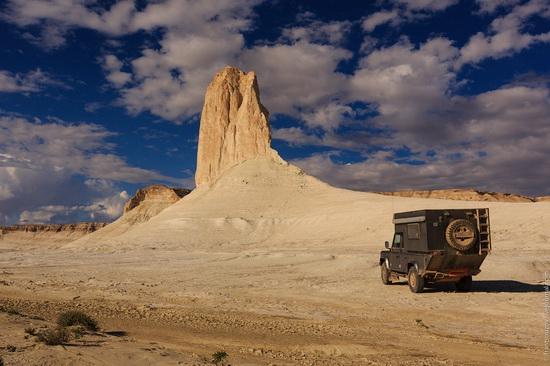 One day on Boszhira Tract, Kazakhstan, photo 25