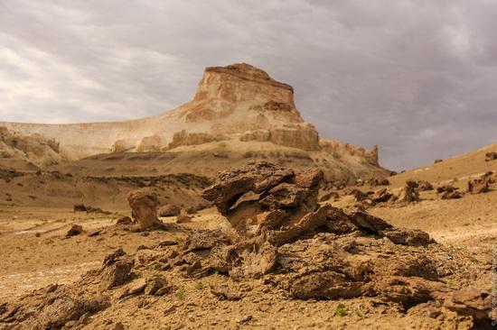 One day on Boszhira Tract, Kazakhstan, photo 5
