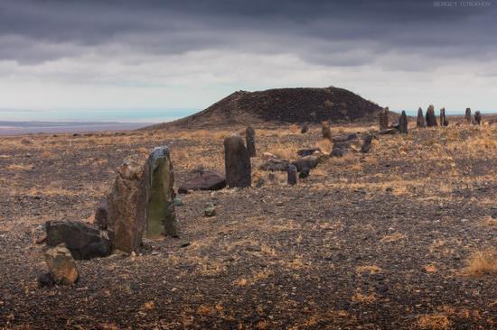 Besshatyr Royal Burial Mounds, Kazakhstan, photo 1