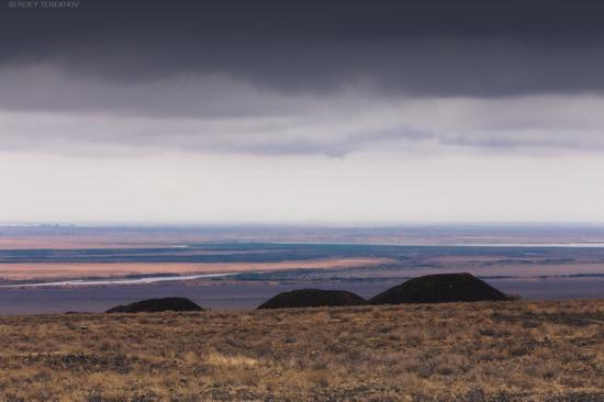 Besshatyr Royal Burial Mounds, Kazakhstan, photo 3
