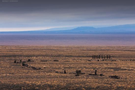 Besshatyr Royal Burial Mounds, Kazakhstan, photo 6