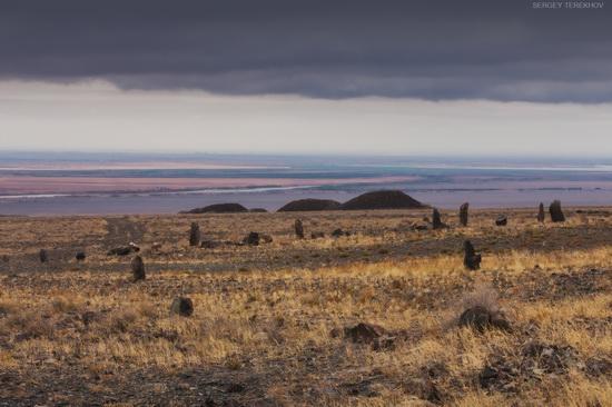 Besshatyr Royal Burial Mounds, Kazakhstan, photo 9