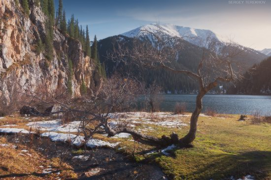 The second lake of the Kolsai lake cascade, Almaty region, Kazakhstan, photo 12