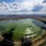 Paradise lakes of Semirechye