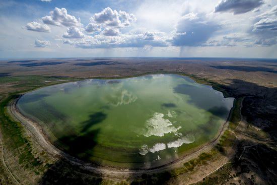 Paradise lakes, Semirechye, Kazakhstan, photo 1