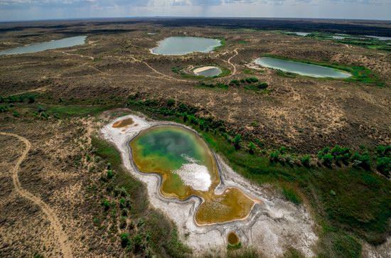 Paradise lakes, Semirechye, Kazakhstan, photo 6