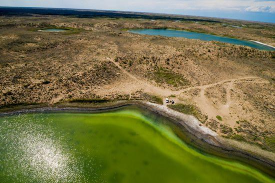 Paradise lakes, Semirechye, Kazakhstan, photo 7