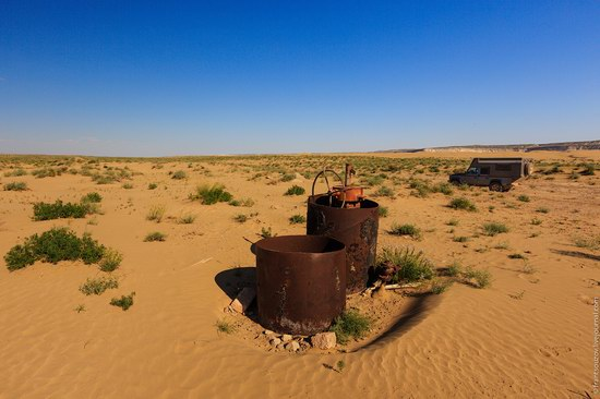 Senek sands, Mangystau region, Kazakhstan, photo 3