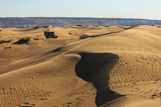 Senek sands, Mangystau region, Kazakhstan, photo 6