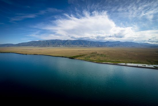 Alakol and Balkhash lakes, Kazakhstan, photo 3