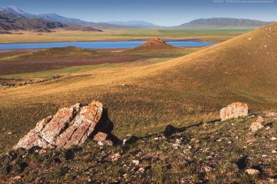 Scenery around Lake Tuzkol, Almaty region, Kazakhstan, photo 5