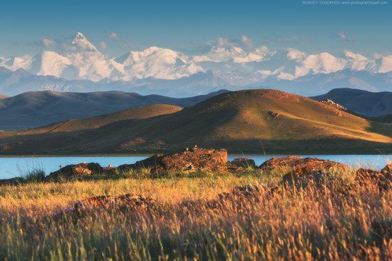 Scenery around Lake Tuzkol, Almaty region, Kazakhstan, photo 7