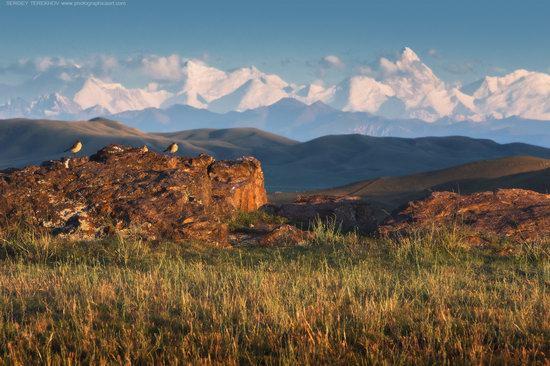 Scenery around Lake Tuzkol, Almaty region, Kazakhstan, photo 8