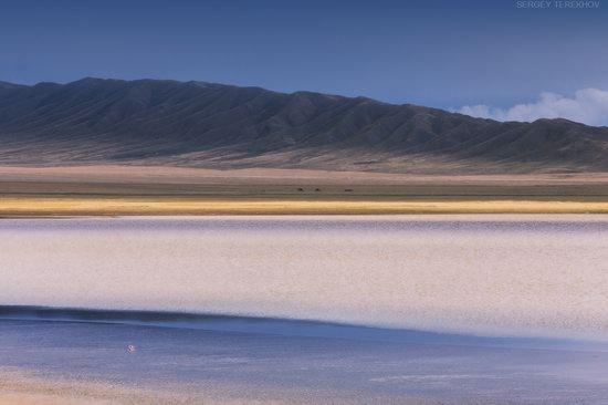 Scenery around Lake Tuzkol, Almaty region, Kazakhstan, photo 9