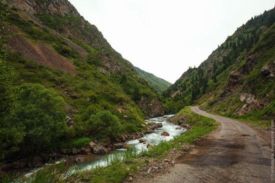 Snowy summer on Assy-Turgen mountain plateau, Kazakhstan, photo 1
