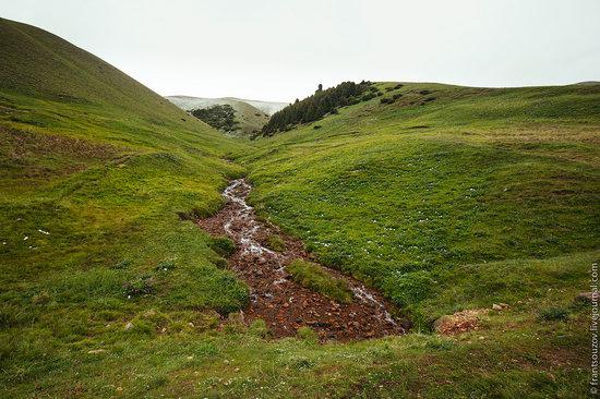 Snowy summer on Assy-Turgen mountain plateau, Kazakhstan, photo 10