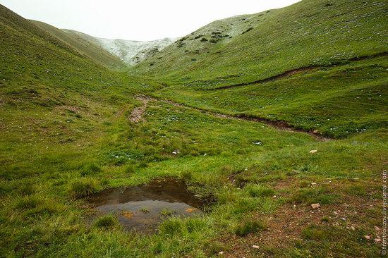 Snowy summer on Assy-Turgen mountain plateau, Kazakhstan, photo 13