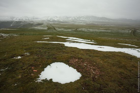 Snowy summer on Assy-Turgen mountain plateau, Kazakhstan, photo 17