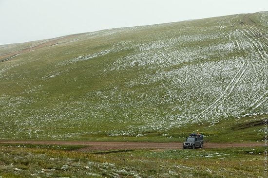Snowy summer on Assy-Turgen mountain plateau, Kazakhstan, photo 18