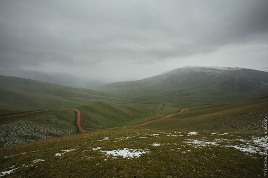 Snowy summer on Assy-Turgen mountain plateau, Kazakhstan, photo 19
