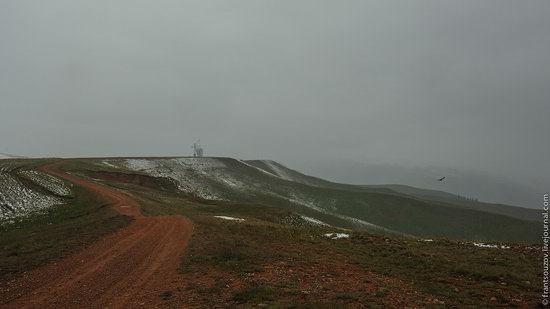 Snowy summer on Assy-Turgen mountain plateau, Kazakhstan, photo 21