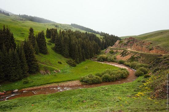 Snowy summer on Assy-Turgen mountain plateau, Kazakhstan, photo 24