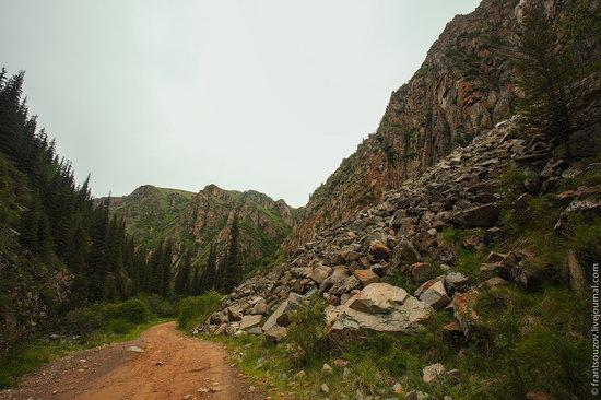 Snowy summer on Assy-Turgen mountain plateau, Kazakhstan, photo 5