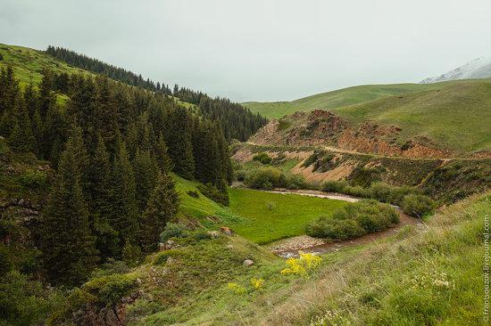 Snowy summer on Assy-Turgen mountain plateau, Kazakhstan, photo 9