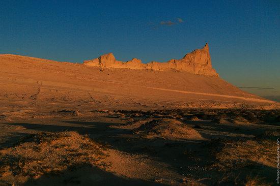 Sunset and night at Boszhira tract, Kazakhstan, photo 13