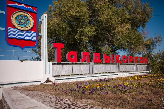 Taldykorgan city, Kazakhstan, photo 1