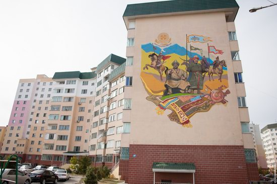 Taldykorgan city, Kazakhstan, photo 10