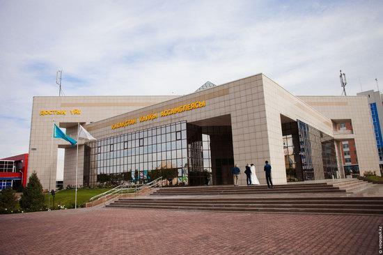 Taldykorgan city, Kazakhstan, photo 11
