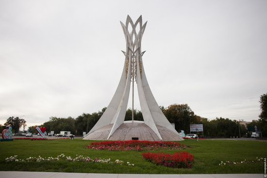 Taldykorgan city, Kazakhstan, photo 15