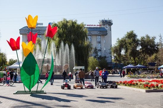Taldykorgan city, Kazakhstan, photo 19