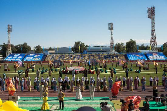 Taldykorgan city, Kazakhstan, photo 7