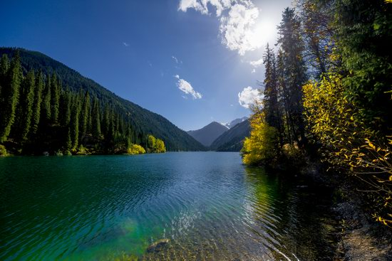 Golden Autumn on Kolsai Lakes, Kazakhstan, photo 11