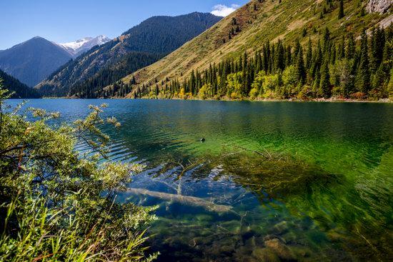Golden Autumn on Kolsai Lakes, Kazakhstan, photo 7