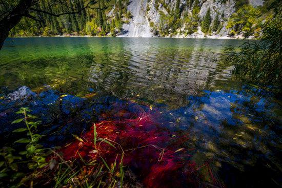 Golden Autumn on Kolsai Lakes, Kazakhstan, photo 9