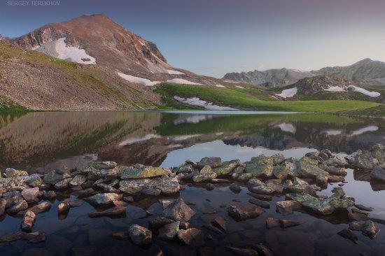 Kensu lakes, Almaty region, Kazakhstan, photo 10