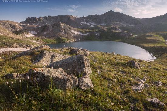 Kensu lakes, Almaty region, Kazakhstan, photo 4