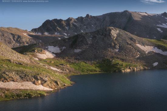 Kensu lakes, Almaty region, Kazakhstan, photo 5