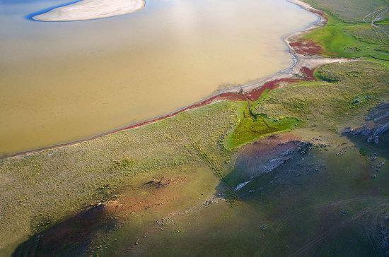 Lake Tuzkol, Almaty region, Kazakhstan, photo 2